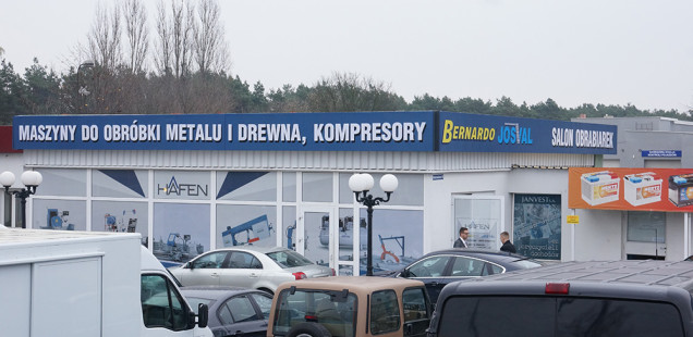 Obrabiarki Bydgoszcz - tak było na otwarciu [Fotorelacja]